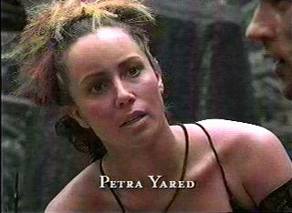 Petra Yared as Alima